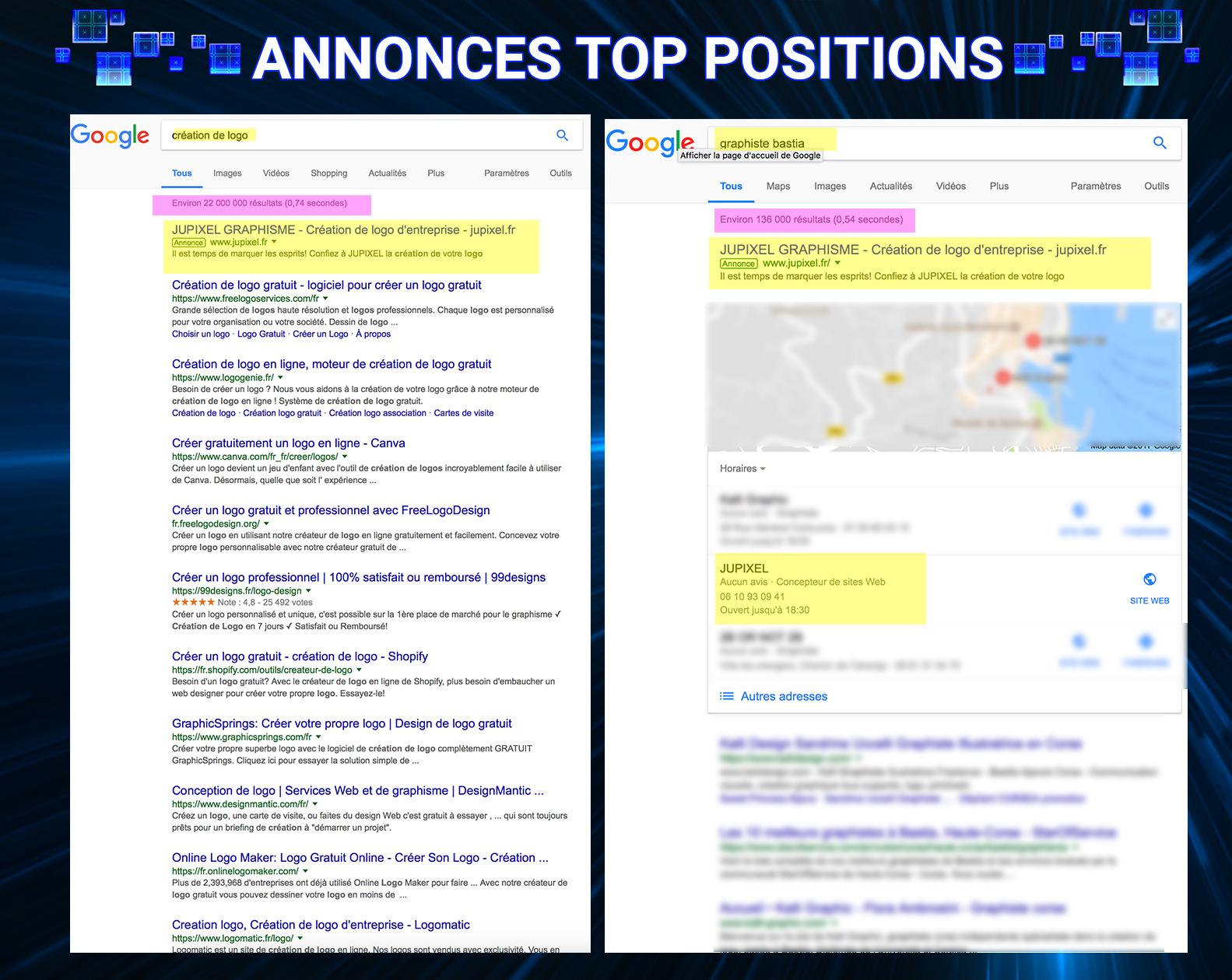 Agence SEO A Bastia Pour Du Positionnement Haut De Page Marketing Et Referencement Naturel