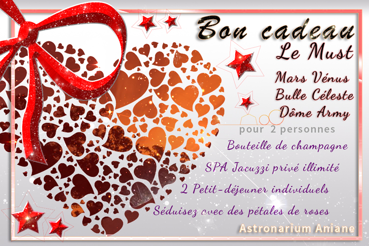 Carte Cadeau - Le must