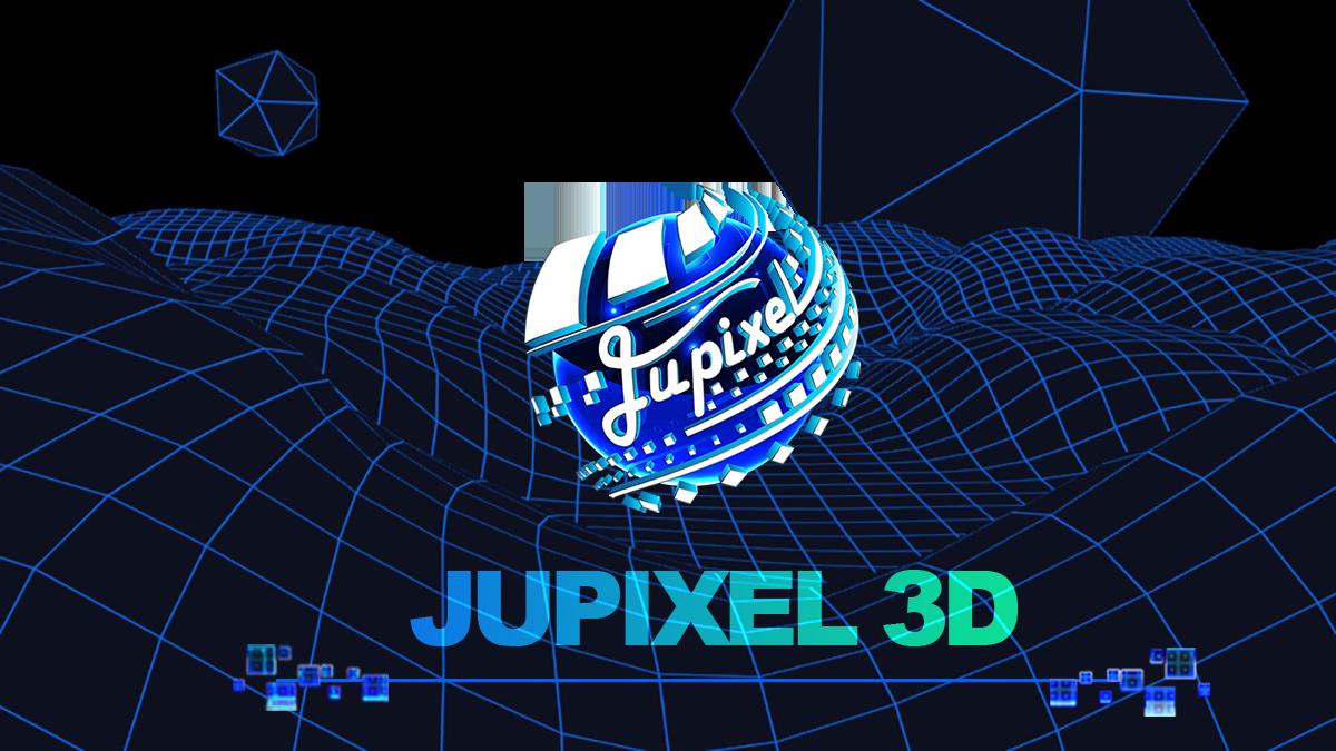 Jupixel 3D